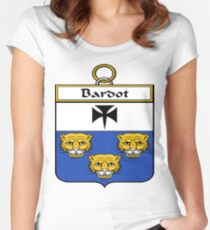 Bardot  Women's Fitted Scoop T-Shirt