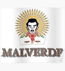 Jesus Malverde Poster