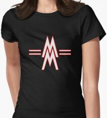 Matchless Motor Women's Fitted T-Shirt