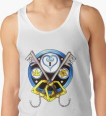 Sora Stained Glass Emblem Tank Top