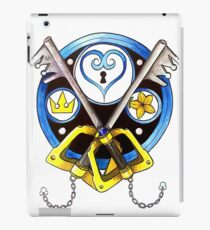 Sora Stained Glass Emblem iPad Case/Skin
