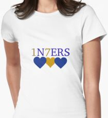 1N7ERS With Heart T-Shirt