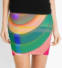 Parallel Dimensions - The Descent Mini Skirt