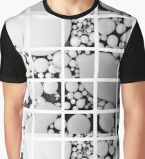 The Dots Found in Squares Graphic T-Shirt