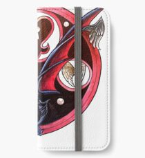 Riku Stained Glass Emblem iPhone Wallet/Case/Skin