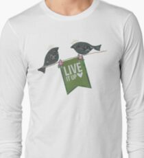 Live It Up - Blackbirds Long Sleeve T-Shirt