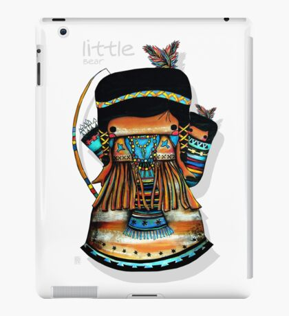 Little Bear iPad Case/Skin
