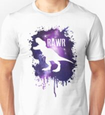 DinoRAWR Galaxy T-Shirt