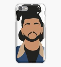 The Weeknd Minimalist Illustration  iPhone Case/Skin