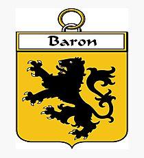 Baron Photographic Print