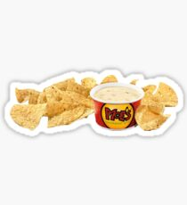 Moe's Queso Cheese Sticker