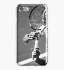 Forehand Prep iPhone Case/Skin