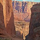 Canyon Walls by Walter Colvin