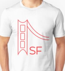 San Francisco Graphic Unisex T-Shirt