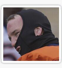 Manning Face Sticker