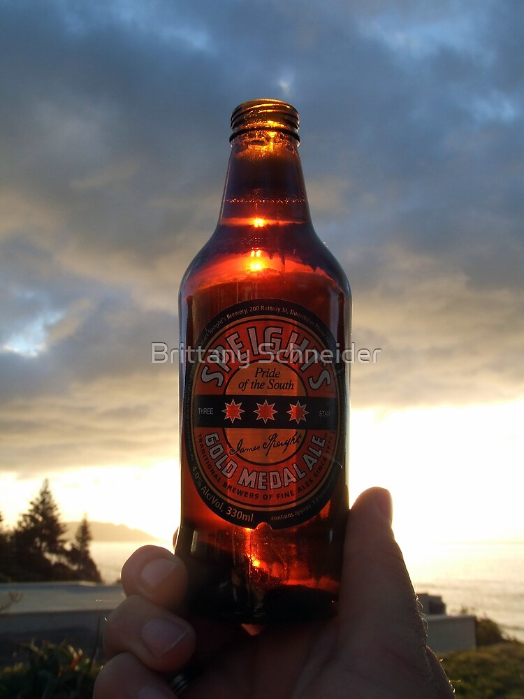 The South Island Beer by Brittany Schneider