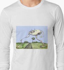 Transient Long Sleeve T-Shirt