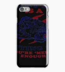 EVERY ZOO IS A PETTING ZOO T-SHIRT iPhone Case/Skin