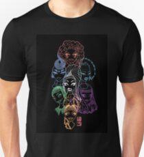 Fierce, Rupaul dragrace contestant original illustration  Unisex T-Shirt