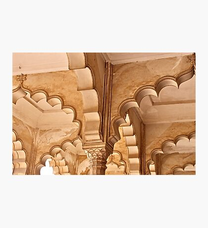Agra Arches Photographic Print