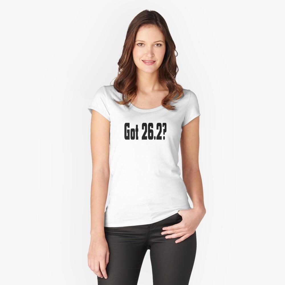 Laufen Tailliertes Rundhals-Shirt