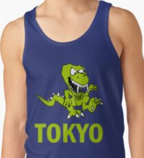 TOKYO-MONSTER ATTACK Tank Top