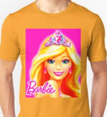 BARBIE - ANIMATED - LOGO Unisex T-Shirt