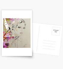 Anna Bridal Portrait Postcards