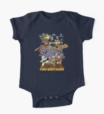 Two Brothers One Piece - Short Sleeve