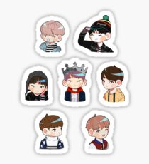 BTS Spring Day Set Sticker