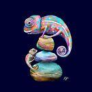 Chameleons by © Karin Taylor