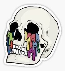 Self Titled Skull (TwentyOnePilots) Sticker