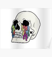 Self Titled Skull (TwentyOnePilots) Poster