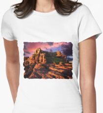 Australiana Women's Fitted T-Shirt