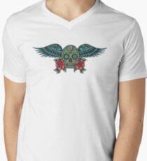 Flying Sugar Skull T-Shirt