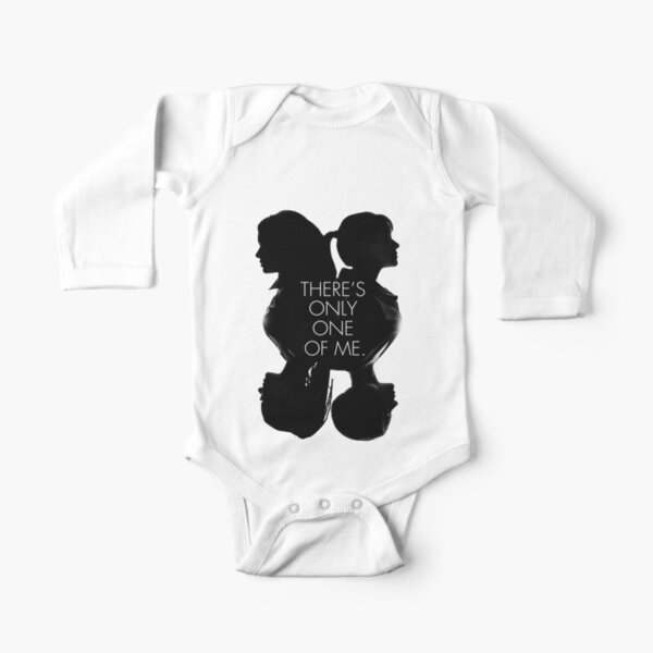 Orphan Black Long Sleeve Baby One-Piece