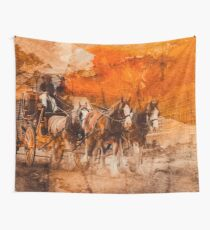 Cobb & Co. Wall Tapestry