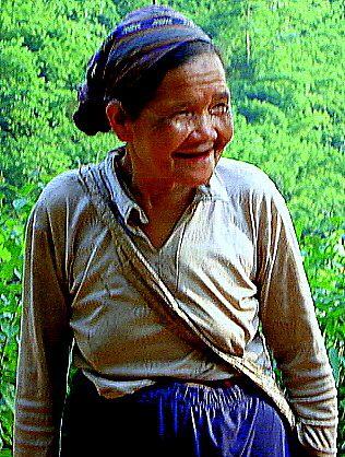 Mai Chau Matriarch by Katewah