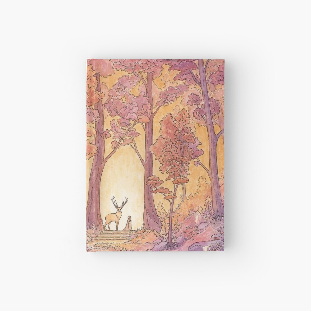 Cathedral Hardcover Journal