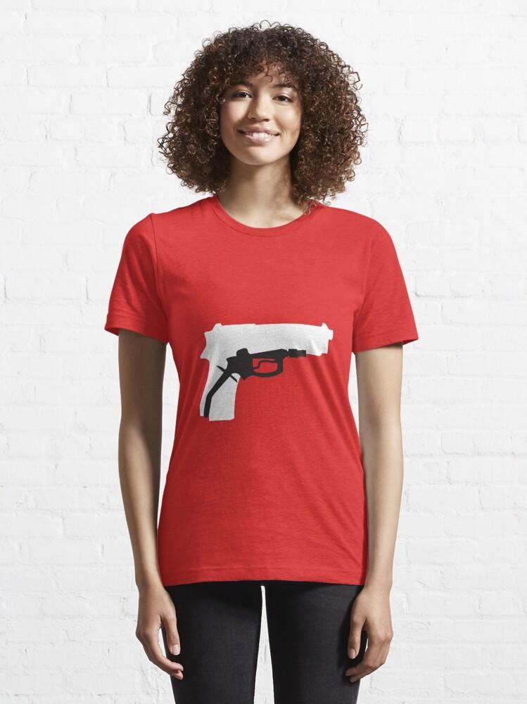 Alternate view of Oil Kills Essential T-Shirt