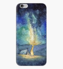 Watercolor Night Sky iPhone Case