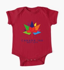 CANADA 150 One Piece - Short Sleeve