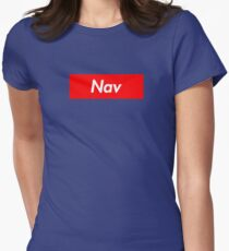 NAV (Supreme) Womens Fitted T-Shirt