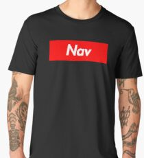 NAV (Supreme) Men's Premium T-Shirt