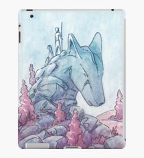 The First Foxdragon iPad Case/Skin