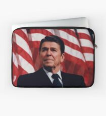 President Ronald Reagan Laptop Sleeve