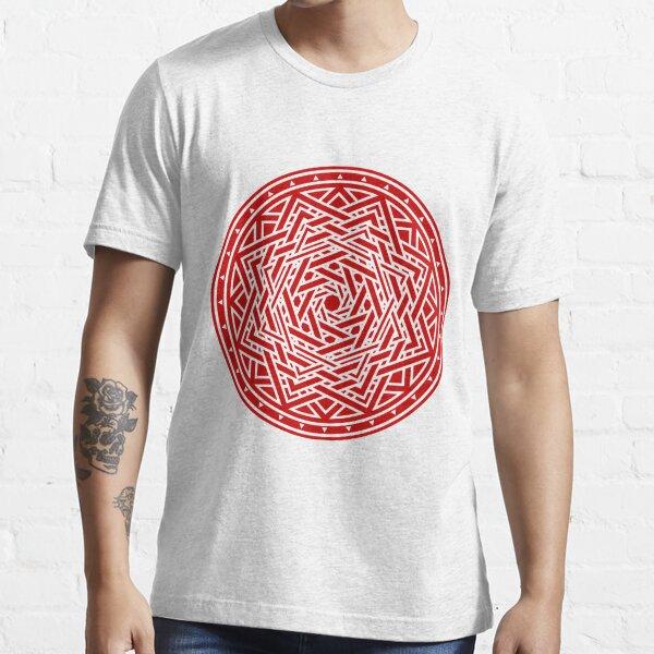 Roseknot, Filled Crimson Essential T-Shirt