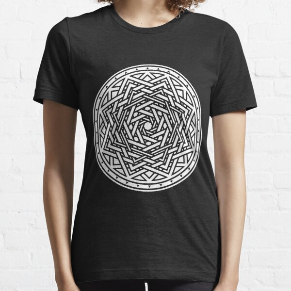 Roseknot, Filled White Essential T-Shirt