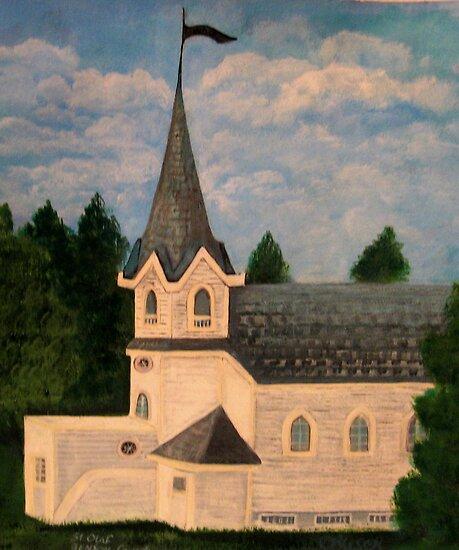 St Olaf by cruserart