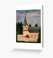 St Olaf Greeting Card